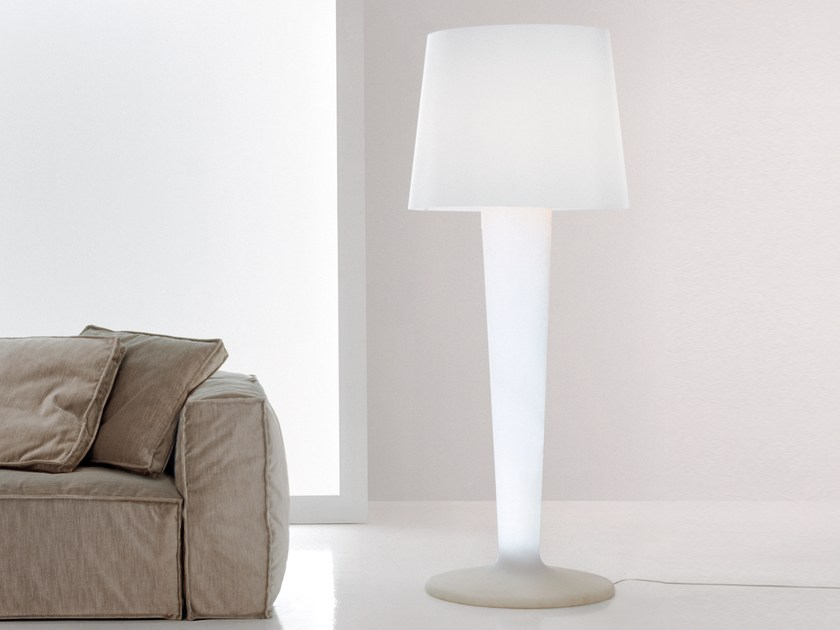 Direct light floor lamp XXLIGHT - Bonaldo