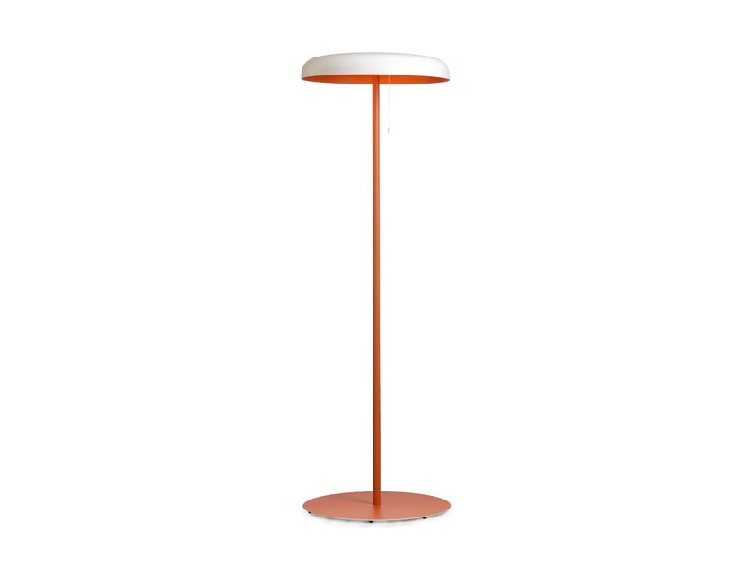 Metal floor lamp MUSHROOM | Floor lamp - Örsjö Belysning