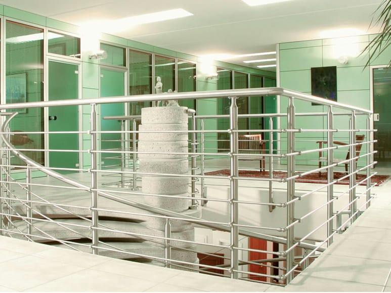 Stainless steel balustrade BASIC | Balustrade - WOLFSGRUBER