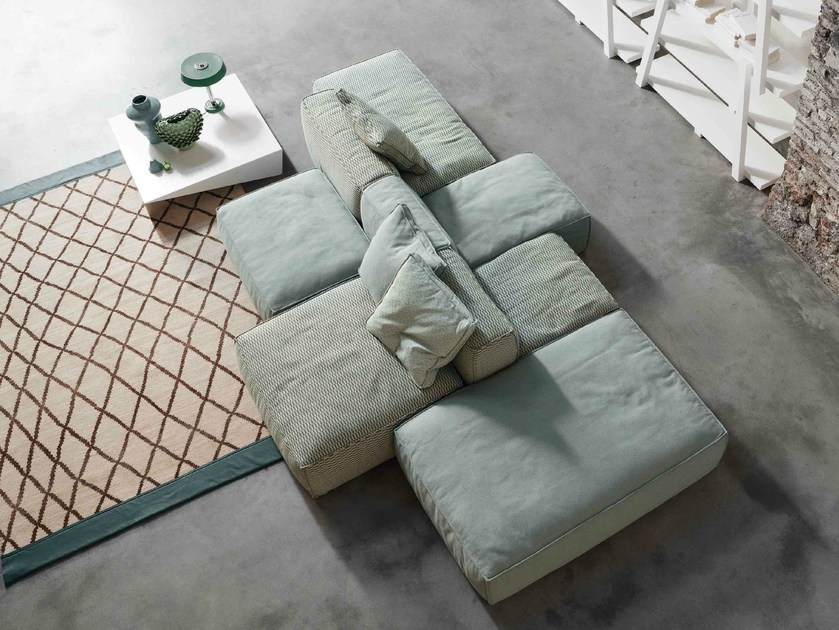 Sectional sofa PEANUT | Sofa - Bonaldo