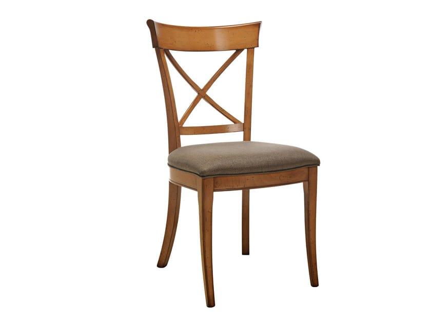 chaise en h tre hauteville collection nouveaux classiques. Black Bedroom Furniture Sets. Home Design Ideas