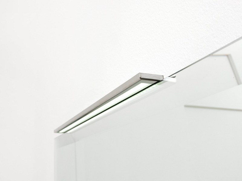 LED bathroom wall lamp RIGHELLO by Regia design Bruna Rapisarda
