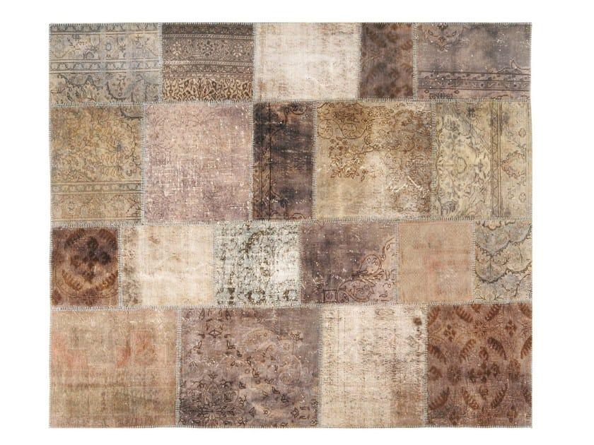 Tapis patchwork boutis by roche bobois - Tapis contemporain roche bobois ...