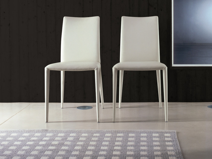 Upholstered chair BALOU - Bonaldo