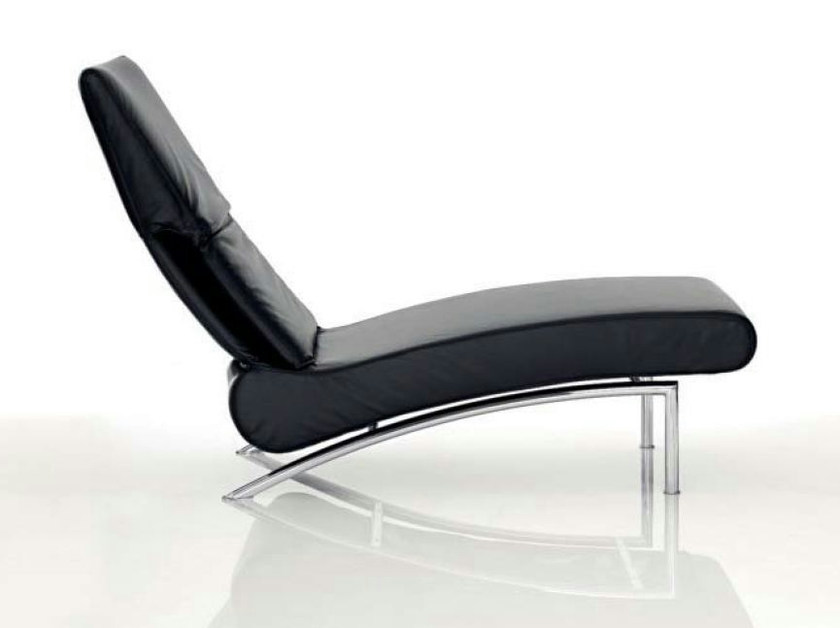 Poltrona chaise longue berlin by bonaldo design stefan for Poltrona chaise longue