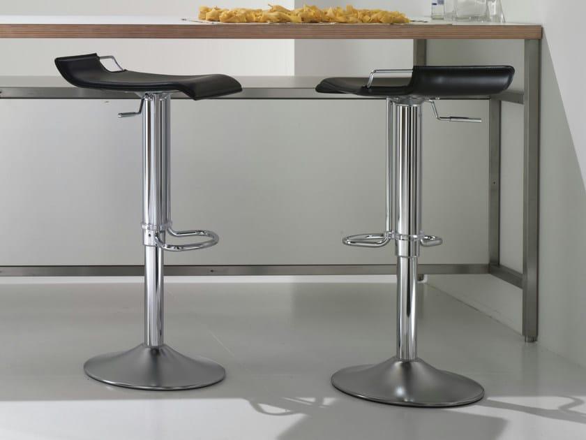 Height-adjustable stool HOPPY - Bonaldo