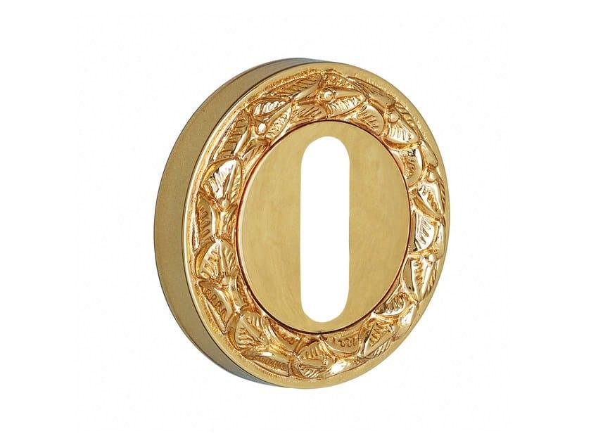 Keyhole escutcheon CLASICA | Keyhole escutcheon - Bronces Mestre