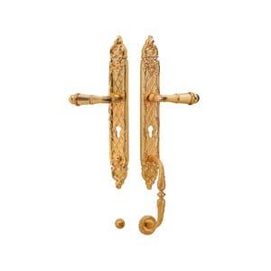 Brass exterior door handle CLASICA | Exterior door handle by Bronces Mestre
