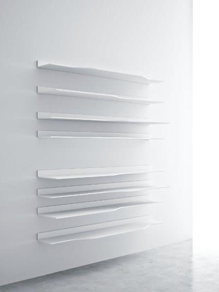 Wall-mounted modular storage wall EASY WAVE - MDF Italia