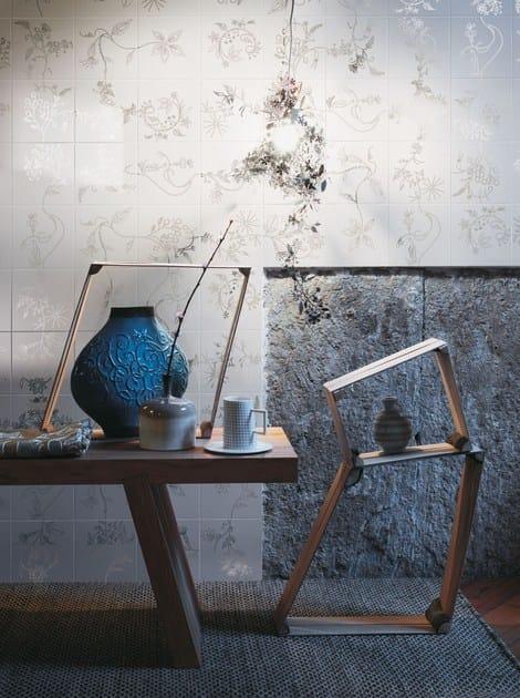 Ceramic wall tiles PRIMAVERA PLATINUM - CERAMICA BARDELLI
