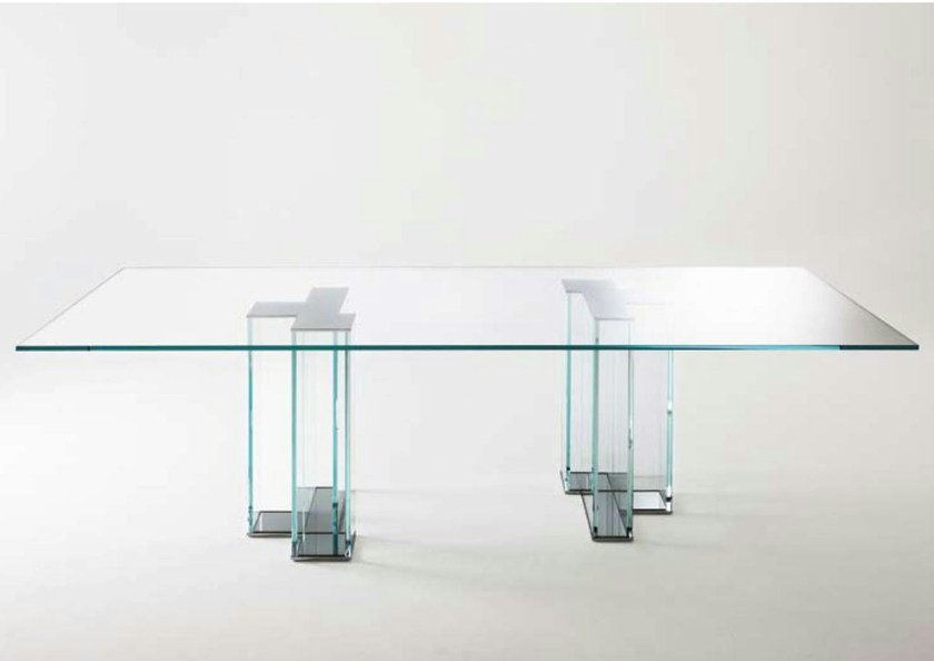 Crystal table EVER - Gallotti&Radice