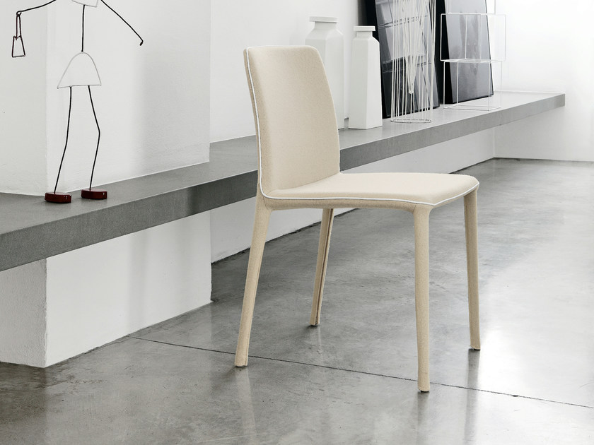 Upholstered chair REST - Bonaldo
