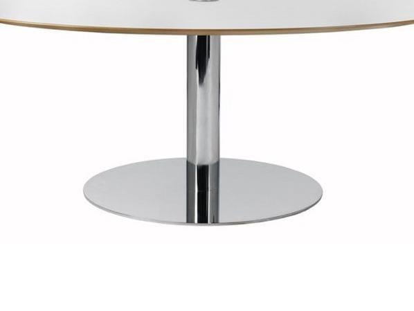 Table base PLAIN POWERTUBE by Johanson Design