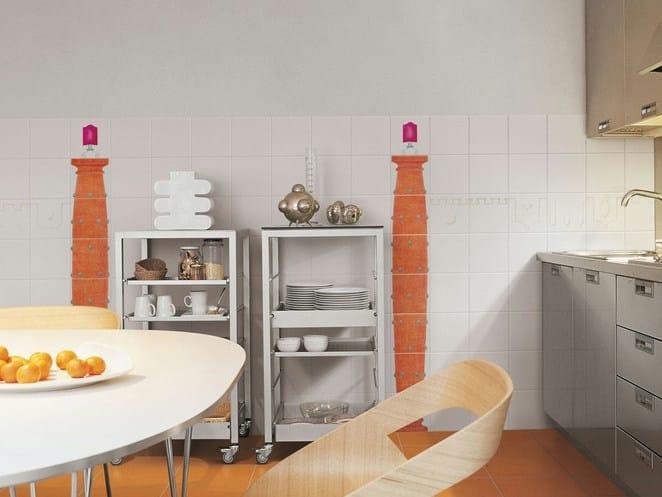 Ceramic wall tiles PALCO by Ceramica Bardelli