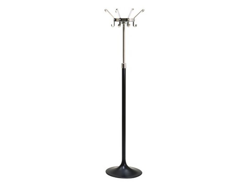Chrome plated coat stand CROWN - Johanson Design