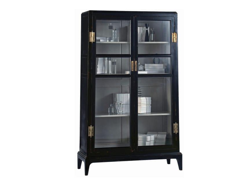 Librer a vitrina de madera confession colecci n nouveaux for Libreria roche bobois