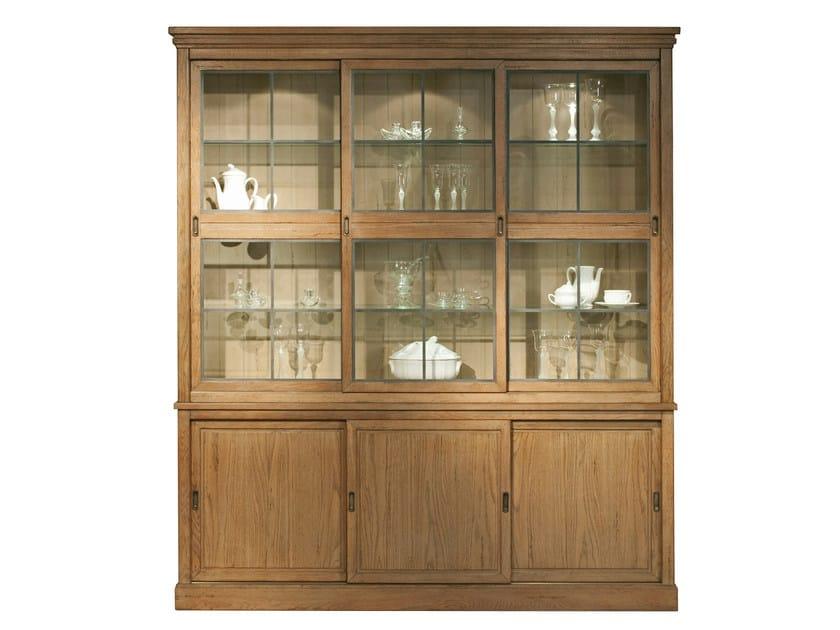 Credenza in legno in stile classico collezione nouveaux for Libreria roche bobois