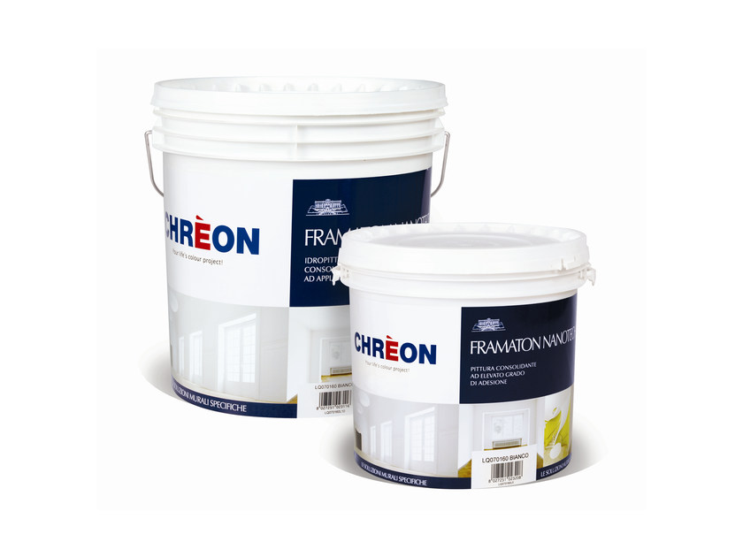 Washable water-based paint FRAMATON NANOTECH - Chrèon Lechler