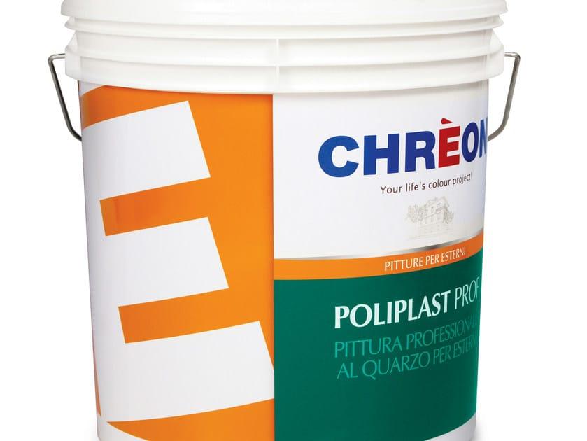 Quartz paint POLIPLAST PROF - Chrèon Lechler