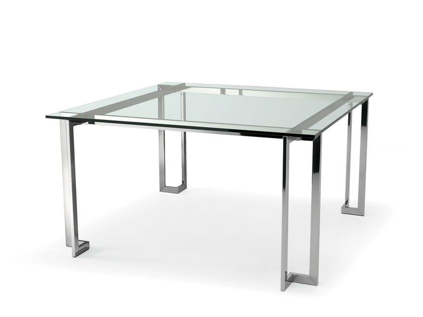 Crystal meeting table LORD - Gallotti&Radice