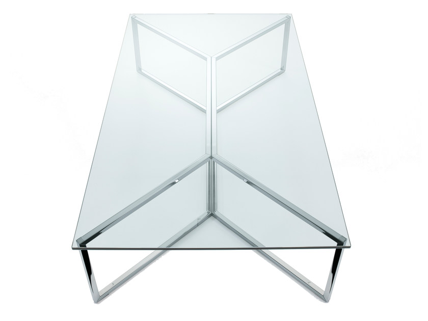 Crystal coffee table CARLO MAGNO 1 - Gallotti&Radice