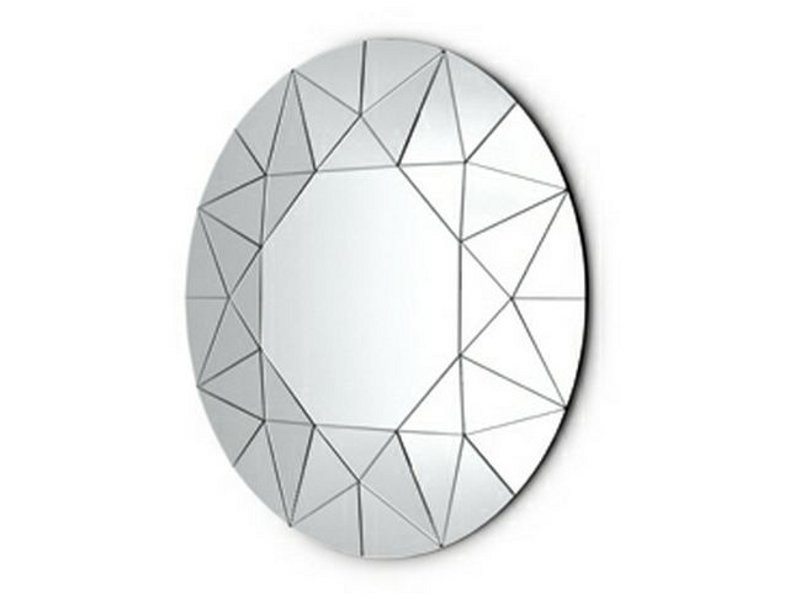 Round wall-mounted mirror DREAM by Gallotti&Radice