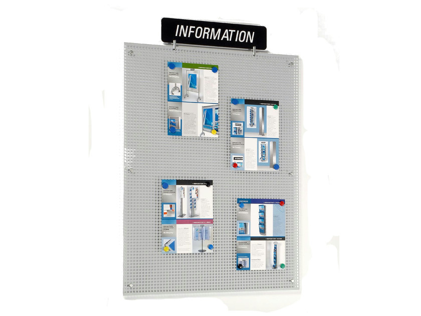 Wall display stand WBBS-DISPLAY - GEPROM design