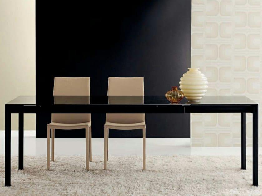 Extending rectangular table CROSS - Bonaldo