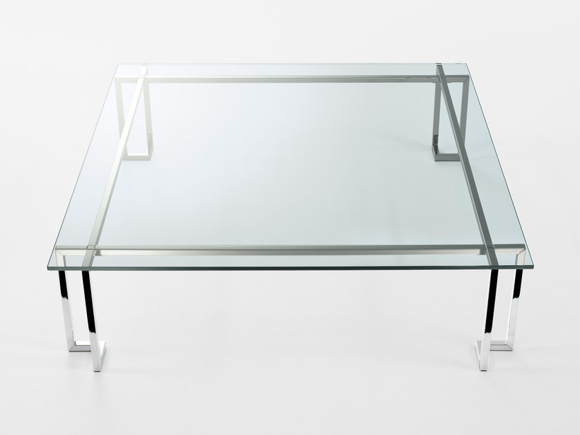 Low crystal coffee table PICCOLO LORD - Gallotti&Radice