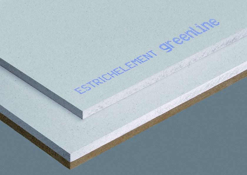 Screed and base layer for flooring GREENLINE | Screed and base layer for flooring by Fermacell