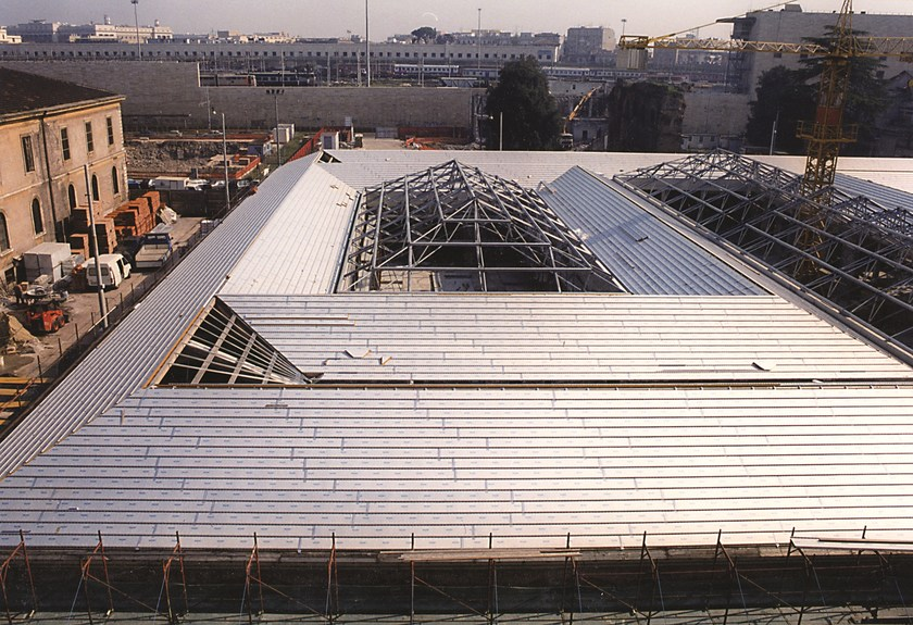 Nuovo Centro Esquilino, Roma