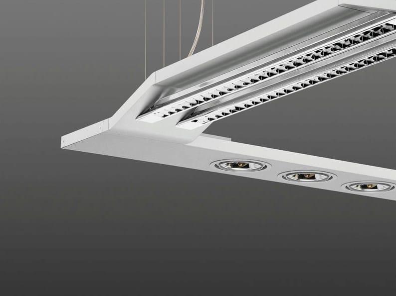 Pendant lamp SISTEMA LINE | Pendant lamp - Performance in Lighting