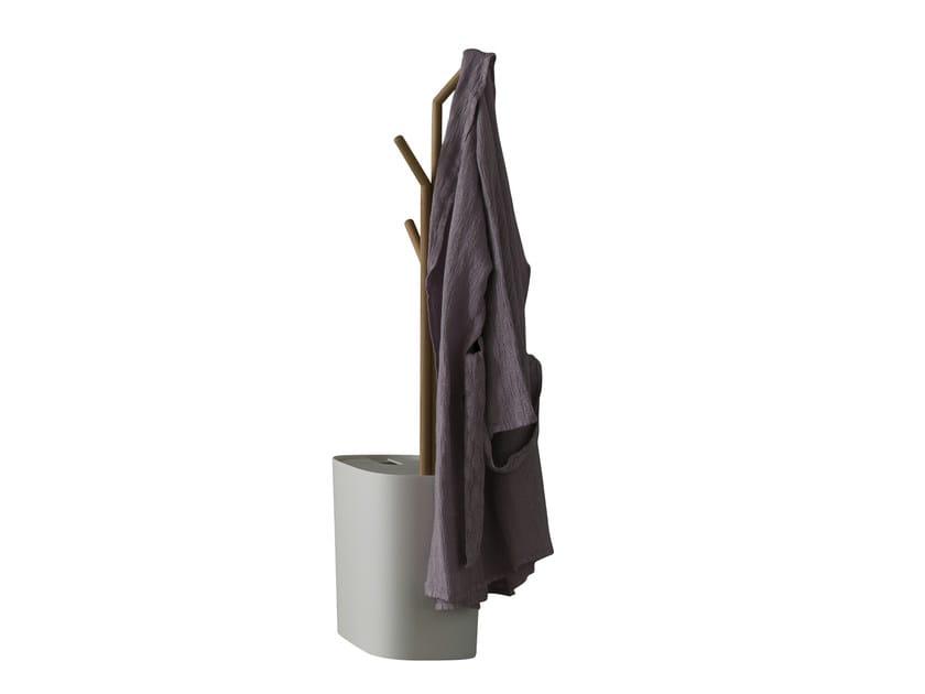 Corian® laundry container FONTE | Laundry container - Rexa Design