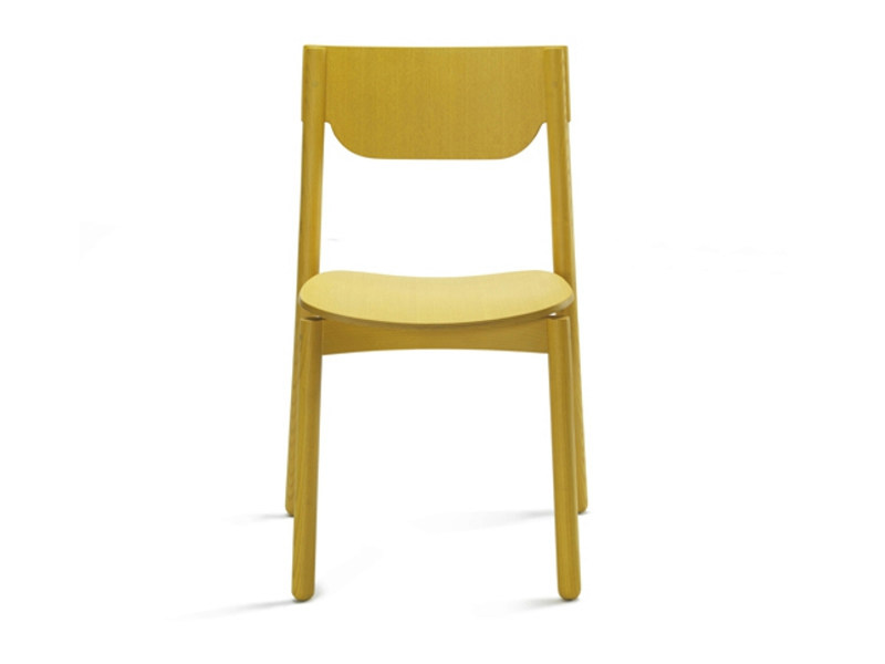 Ash chair - © Matevž Paternoster