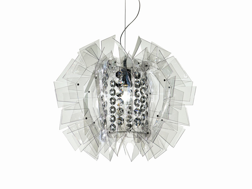 Pendant lamp CRAZY DIAMOND | Pendant lamp - Slamp