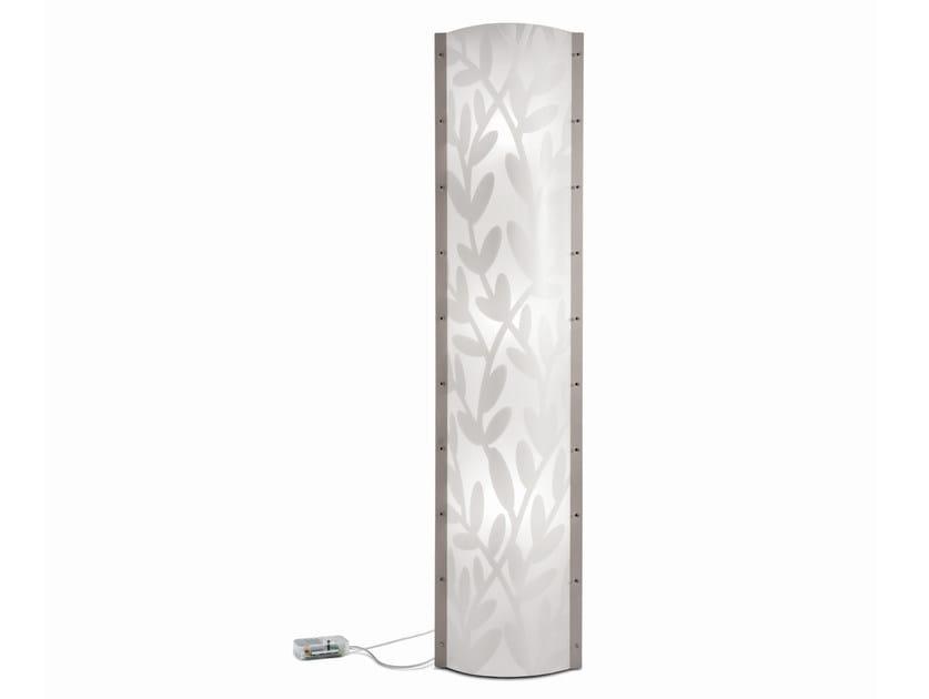 Lampada da terra collezione dafne by slamp design nigel for Lampade slamp prezzi