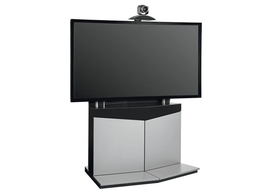 Freestanding mount for monitor Mobili per videoconferenza - Vogel's - Exhibo