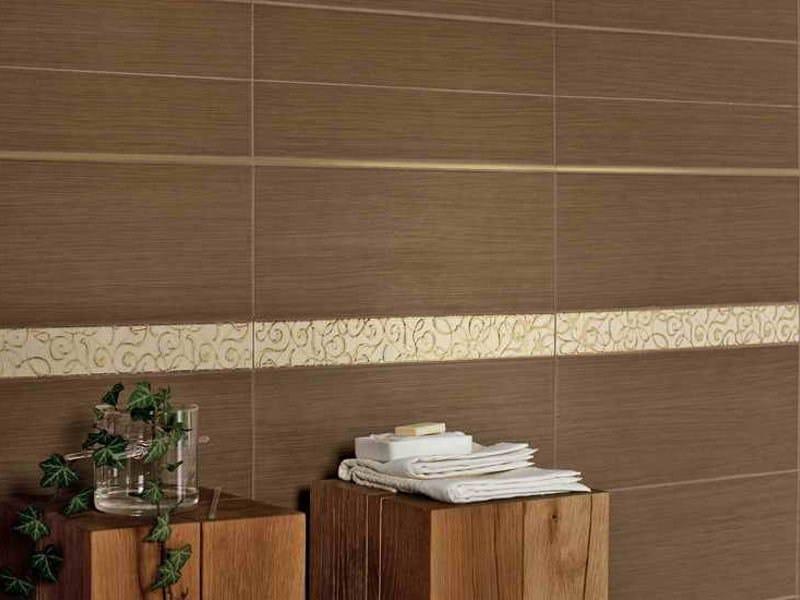 Pavimento rivestimento luminor xs by ceramiche gardenia orchidea - Rivestimento pareti bagno ...