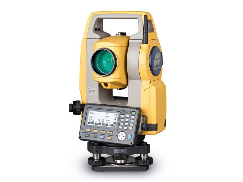 Instrument for topographic and geodetic survey TOPCON ES - Topcon Positioning Italy