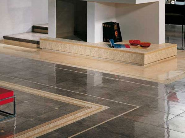 Pavimento in gres porcellanato smaltato palace pavimenti - Piastrelle versace prezzi ...