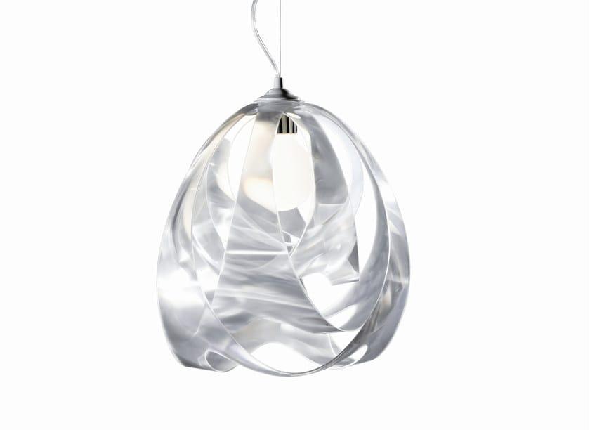 Pendant lamp GOCCIA PRISMA | Pendant lamp - Slamp