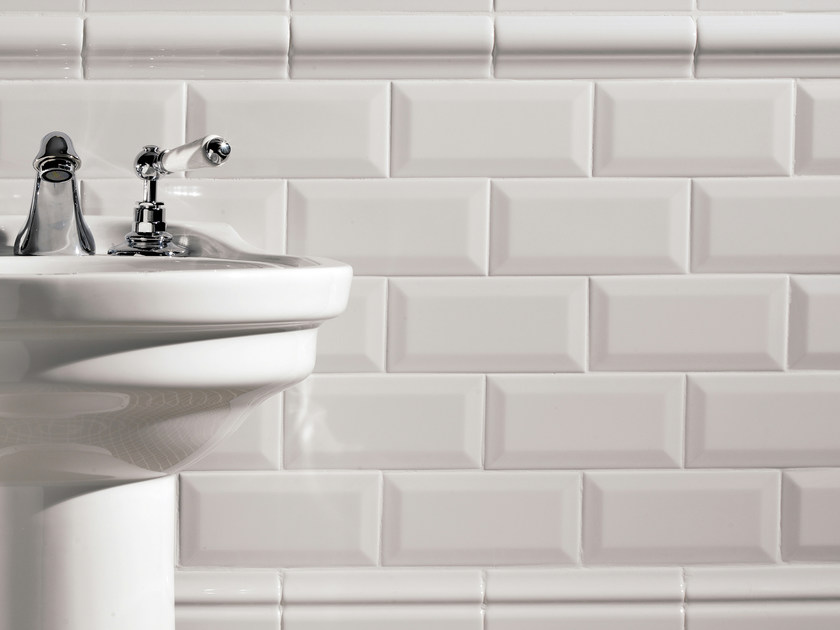 Double-fired ceramic wall tiles SIMPLY - Devon&Devon
