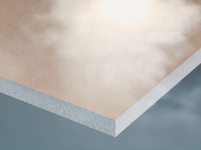 Plasterboard partition LASTRA VAPOR - Fermacell