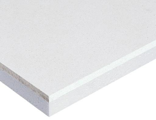 Gypsum plasterboard for thermal insulation Gypsum fiber thermal insulation panel - Fermacell