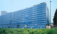 Scaffolding protection, sheet DELTA® - PLAN PONTEGGI E6 - DÖRKEN ITALIA