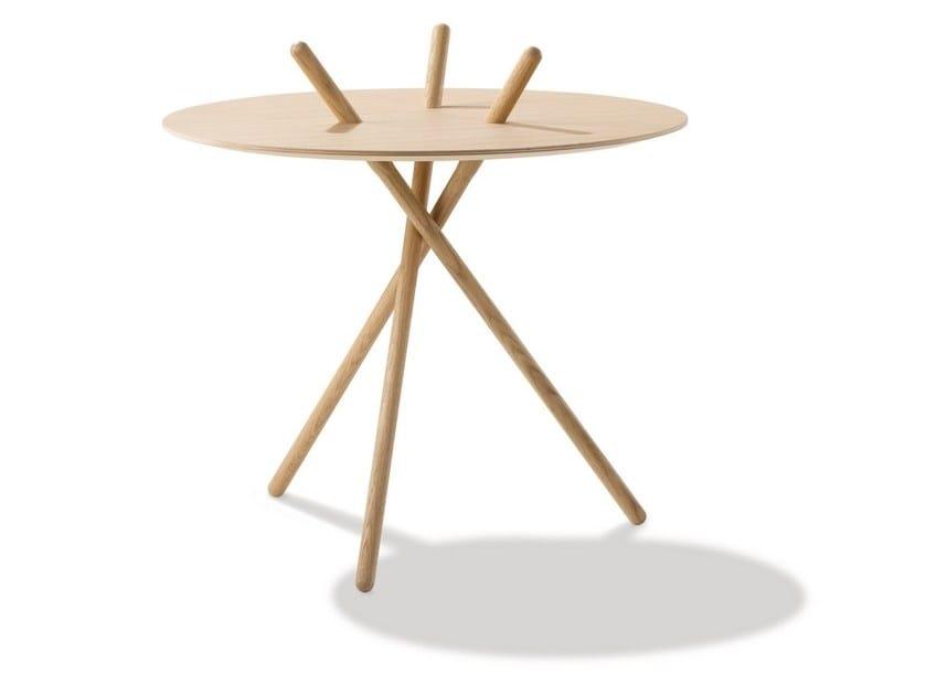 Round table MICADO - FREDERICIA FURNITURE