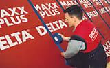 Adhesive strip for joint DELTA® - SB 60 - DÖRKEN ITALIA