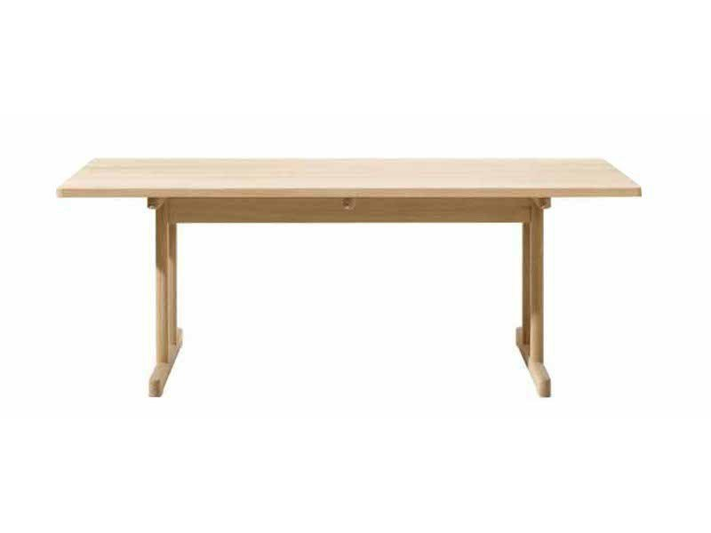 Rectangular dining table 6286 | Table - FREDERICIA FURNITURE