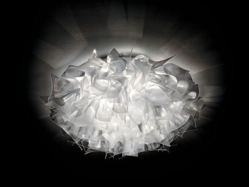 Plafoniera VELI PRISMA   Slamp -> Lampadari Moderni Di Tendenza