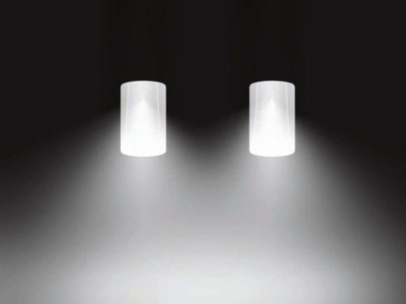 LED wall-mounted steplight PASSÈ - Buzzi & Buzzi